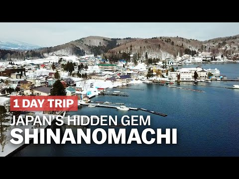 Japan's Hidden Gem Towns, Shinanomachi in Nagano | japan-guide.com