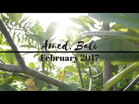 Amed, Bali | Exploring the Water