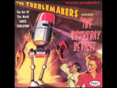 The Treblemakers Vs  the Doomsday Device [Full Album]