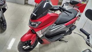 Sekilas Yamaha N-Max Red Doff thumbnail