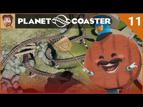 Let's Play Planet Coaster - Hard Mode - Part 11