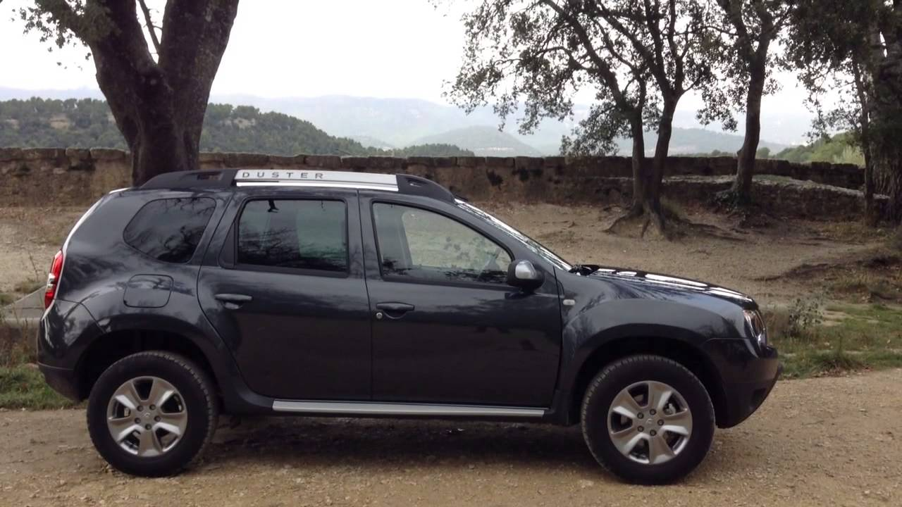 Dacia Duster 2014 - YouTube
