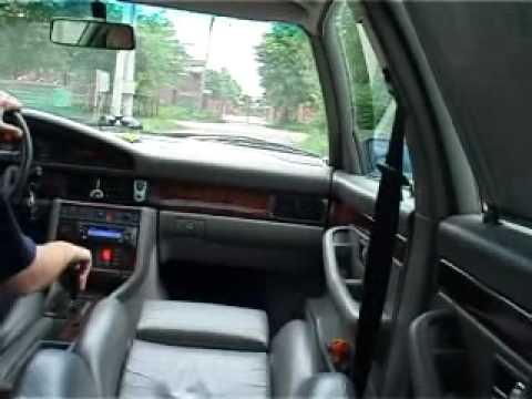 Audi V8 sound (isiurbimo kolektorius)