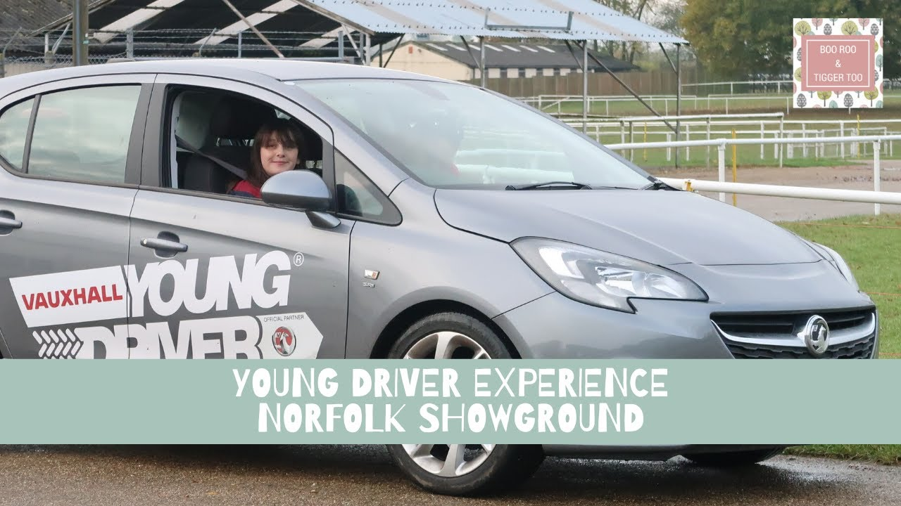 Young Driver Experience at Norfolk Showground [AD-GIFTED]