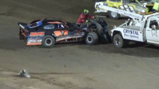 Crystal Motor Speedway | Late Model Feature 7/1/17