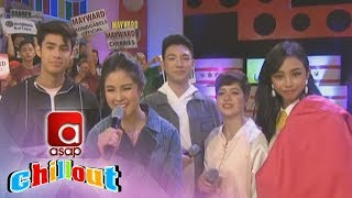 ASAP Chillout ASAP Chillout invades social media