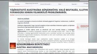 Szigorúbban büntetnek Ausztriában? thumbnail