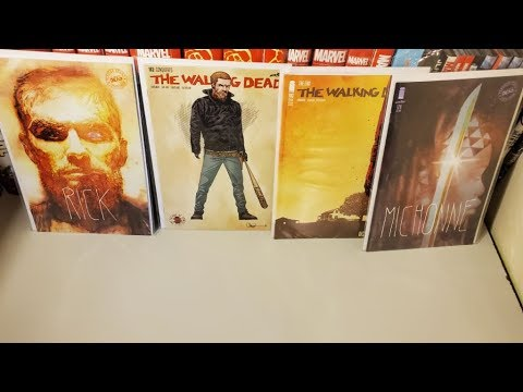 The Walking Dead Comic Collection 2020