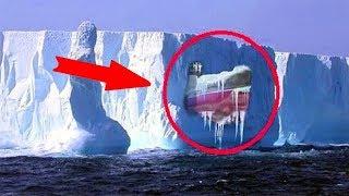 10個在南極冰中神祕的發現