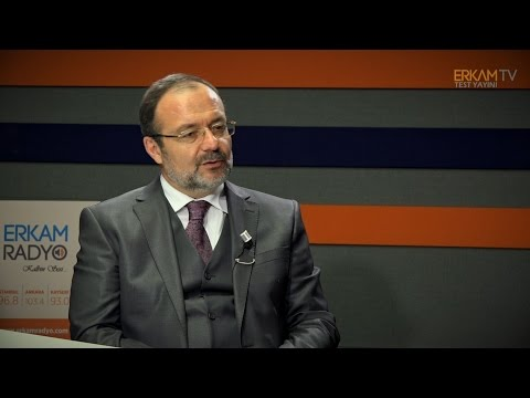 Diyanet İşleri Başkanı Mehmet Görmez (Erkam Radyo - İftar sevinci - 29 Haziran 2015)