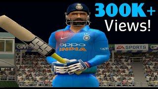 Nidahas Trophy Final | Dinesh Karthik 29* off 8 | EA Sports Cricket 07