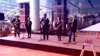 2014.11.8〜9鹿児島中央駅アミュプラザ前広場で開催された第19回KTSナマ...