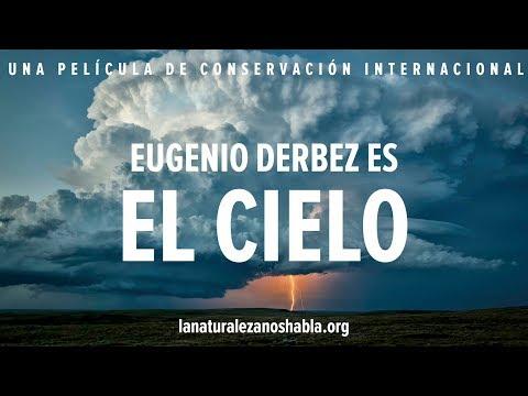 La Naturaleza Nos Habla | Eugenio Derbez es el Cielo