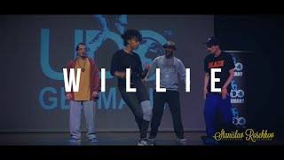 UDO GERMANY 2015 - Judge Demo Willie [FULL HD]