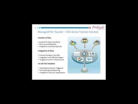 Understand how to build an integrated, advanced Managed File Transfer Solution