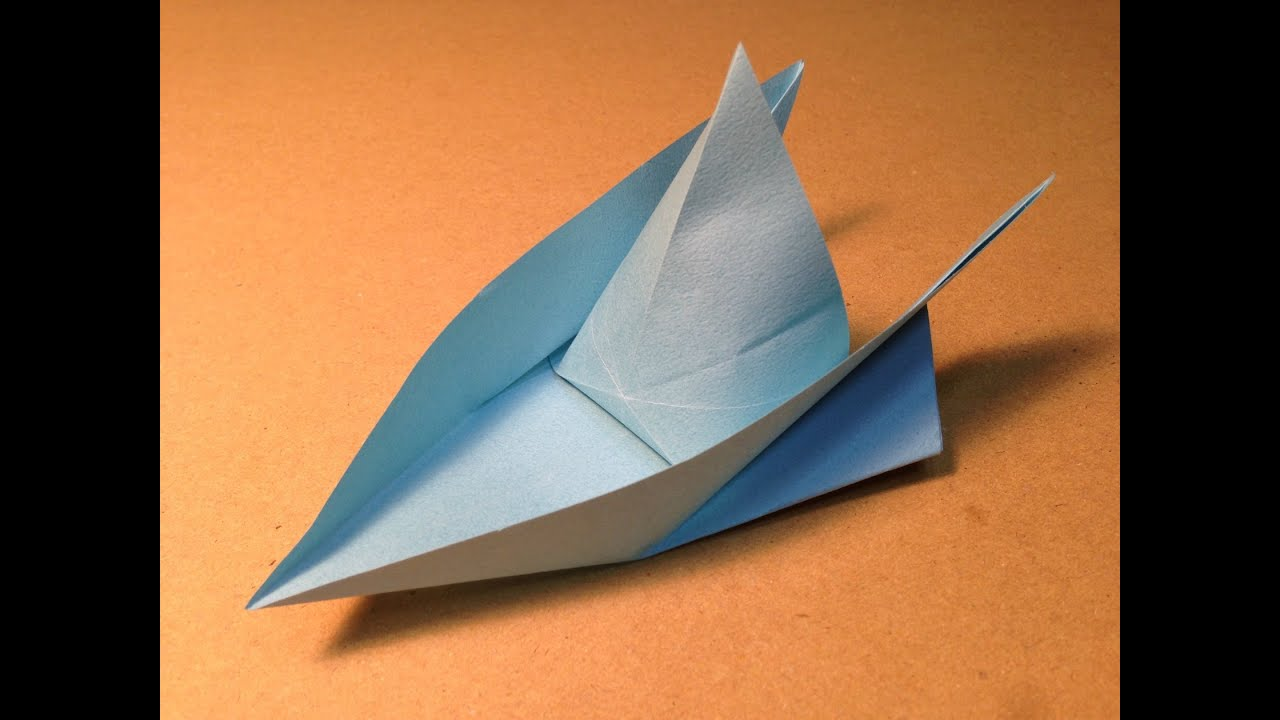 how to make an origami boat instructions tutorial