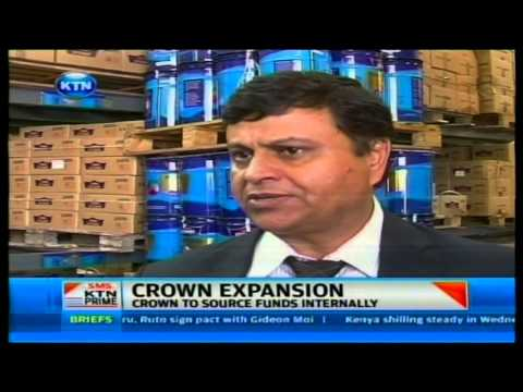 Crown paints to open 2 factories in Tanzania