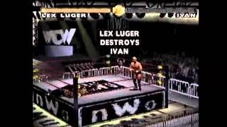 WCW Nitro PS1 Lets Play Episode 14