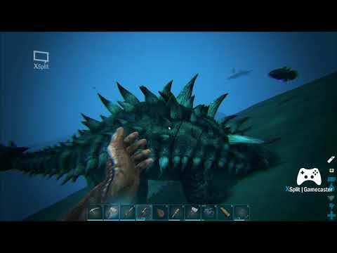 ARK Survival Evolved Taming Ankys and Learning What Not To Do