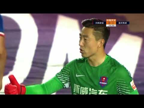 2018 CHA CSL   Round 7   Henan Jiany vs Chongqing Dangdai