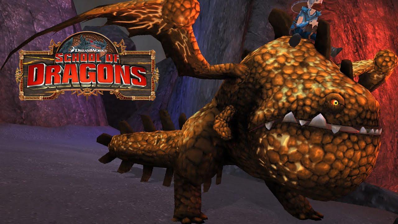 School of Dragons: Dragons 101 - The Eruptodon - YouTube