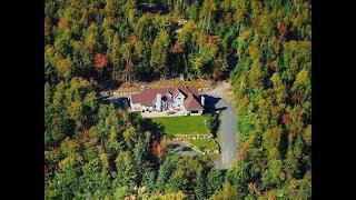 Propriété de luxe à vendre Sainte Adèle Quebec - Canada. Annonces immobilières
