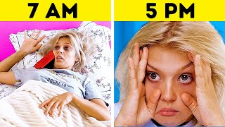 ME IN THE MORNING || FUNNY THINGS WE ALL DO SOMETIMES