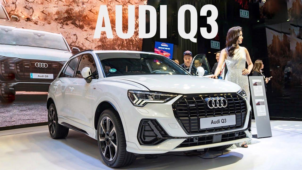 Audi Q3 tại triển lãm xe ô tô Việt Nam