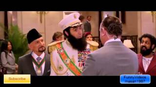 The Dictator -  Trailer (2012) ONLINE