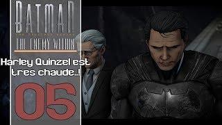 [LPFR | #05] Batman: The Enemy Within - Telltale Games | Harley Quinzel est très chaude..!