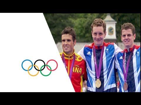 Alistair Brownlee Wins Men's Triathlon Gold - London 2012 Olympics