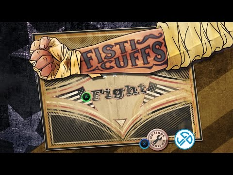 Fisticuffs - Android/iOS Gameplay