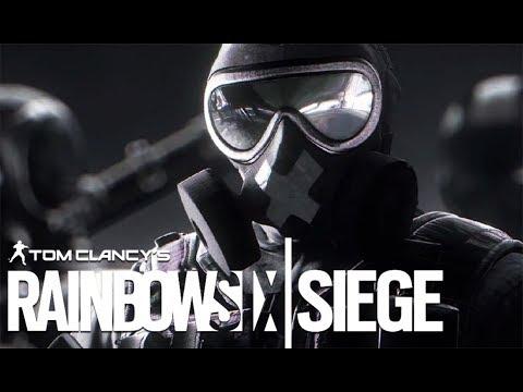 Rainbow Six Siege /// Must Counter Lion Must Get Mute!!!