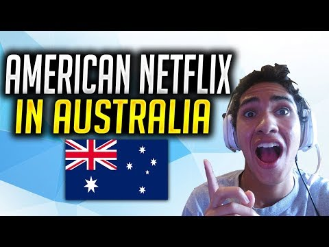 How To Watch American Netflix In Australia 2020 On IPhone/Android/PC ✅ VPN TUTORIAL