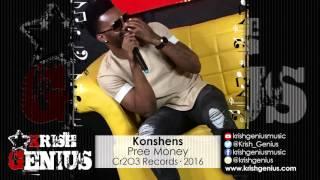 Konshens - Pree Money [The Champ Riddim] April 2016