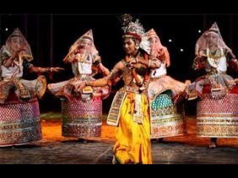 Celestial Dancers of Manipur