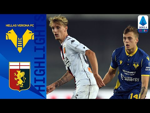 Hellas Verona 0-0 Genoa | Perin saves a point for Genoa late on! | Serie A TIM