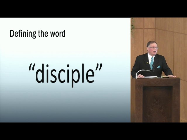 February 14th, 2021 - The Role of God's Word in Discipleship