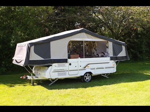 Pennine Pathfinder Folding Camper Review: Camping & Caravanning