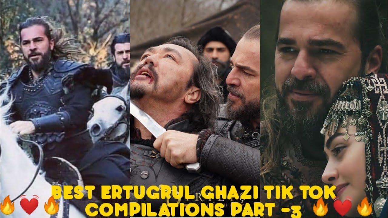 Download Latest Ertugrul Ghazi tik tok videos - Part 3  Entertaining🔥🔥💓💓🔥🔥