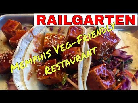 RAILGARTEN   Veg Friendly Memphis Restaurant