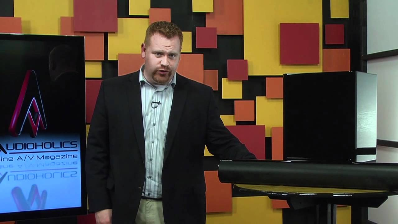 harman/kardon SB 16 Active Speaker Soundbar Video Review