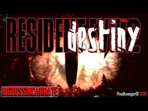 💀 Resident Evil 2 Destiny | Brand New PC MOD | 4 Endings??