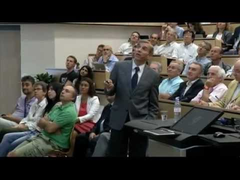 The Moment: CERN Scientist Announces Higgs Boson 'God Particle' Discovery