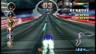 F-Zero GX Story mode All Chapters Very Hard 60fps