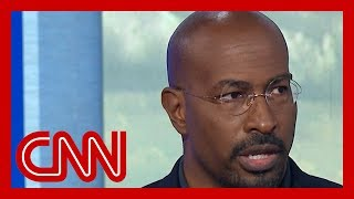 Van Jones to Trump: You're going down the sewer