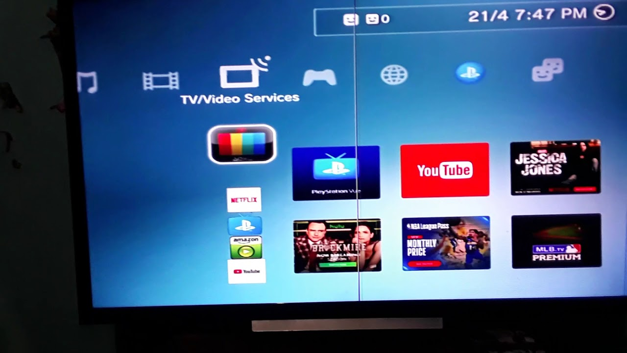 PS3 not updating Youtube - YouTube