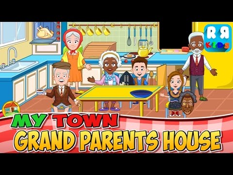My Town : Grandparents (By My Town Games LTD) - New Best Apps for Kids