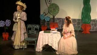 Video The Importance of Being Earnest - Gwendolen and Cecily download MP3, 3GP, MP4, WEBM, AVI, FLV Juni 2017