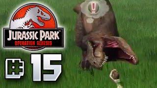 RAMPAGE!!! - Jurassic Park Operation Genesis [ Jurassic Park Month ]